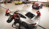 """Porsche cung cấp dịch vụ """"làm đẹp"""" cho xe"""