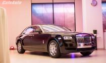 Rolls-Royce Ghost series II chào khách hàng Việt với giá 16,9 tỷ đồng