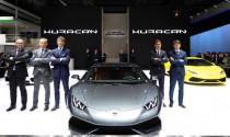 Nhìn lại năm 2014 của hãng siêu xe Lamborghini