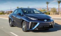Toyota ứng dụng công nghệ nhiên liệu hydro vào xe Lexus