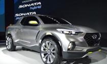 Detroit Auto Show 2015: Hyundai thử nghiệm với bán tải Santa Cruz