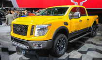 Detroit Auto Show 2015: Nissan Titan 2016 hầm hố và mạnh mẽ
