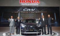 Sau Việt Nam, Honda CR-V cập bến Indonesia