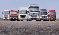 Daimler Trucks giao gần 500.000 xe trong năm 2014