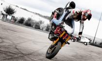 Motul Stunt Fest 2015 quy tụ 3 Stunter hàng đầu thế giới