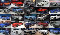 Những con số thú vị về triển lãm Detroit Auto Show 2015