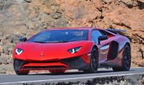 Siêu xe Lamborghini Aventador SV lộ diện hấp dẫn