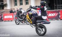 Sôi động vòng loại Motul Stunt Fest 2015 tại Hà Nội