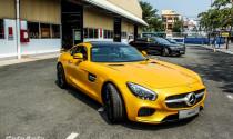 Soi vẻ hầm hố của siêu xe 8 tỷ Mercedes-AMG GT S