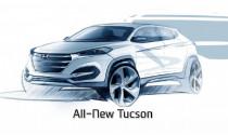 Hyundai đe dọa CR-V bằng Tucson thế hệ mới