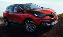 Renault tiết lộ mẫu SUV hoàn toàn mới