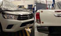 Rò rỉ hình ảnh Toyota Hilux 2016