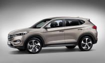 Hé lộ thông tin chi tiết Hyundai Tucson 2016