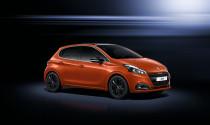 Peugeot 208 ra mắt bản nâng cấp tại Geneva Motor Show