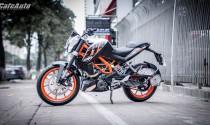 """Cận cảnh """"quỷ nhỏ"""" KTM Duke 390 2015 giá 175 triệu đồng"""