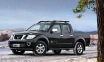Nissan Navara phiên bản giới hạn Salomon diện kiến Anh Quốc
