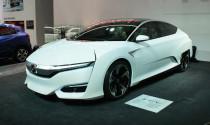 Honda ra mắt concept sử dụng nhiên liệu hydro