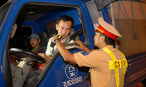 Kiến nghị tịch thu xe và bằng lái nếu lái xe có nồng độ cồn cao
