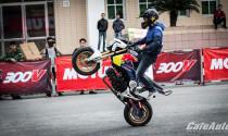 Motul Stunt Fest 2015 – Ngày hội biểu diễn xe đáng mong chờ