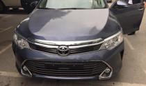 Rò rỉ hình ảnh Toyota Camry 2015 lắp ráp tại Việt Nam