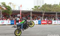 Sôi động vòng chung kết Motul Stunt Fest 2015