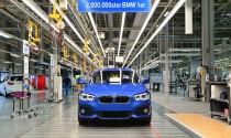 BMW xuất xưởng chiếc 1 Series thứ 2 triệu