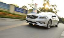 Hyundai Sonata 2015 giảm giá tới 61 triệu đồng