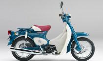 Honda đem xe Cub đến triển lãm quốc tế