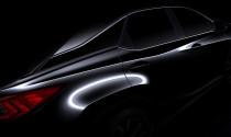 Lexus tung teaser RX 2016