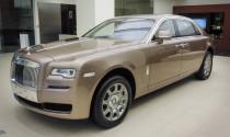 Rolls-Royce Ghost series II chính hãng thứ 2 về Việt Nam, giá từ 21 tỷ đồng