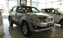 Toyota Fortuner bản đặc biệt dành cho dân Ả Rập