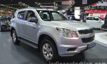 Chevrolet ra mắt Trailblazer 2015 tại Bangkok Motor Show