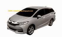 Lộ diện phiên bản xe đa dụng của Honda City