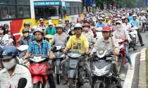"""Xin """"khất"""" kiểm soát khí thải 40 triệu xe máy vào năm 2017"""