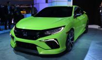New York Auto Show 2015: Honda ra mắt Civic thế hệ thứ 10