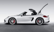New York Auto Show 2015: Porsche ra mắt Boxster Spyder