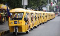 Vượt mặt Việt Nam, Philippines lại sản xuất xe điện