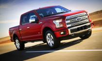Ford thu hồi F-150 2015 do có nguy cơ gây cháy