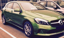 Mercedes-Benz A-Class Facelift 2016 nâng cấp toàn diện