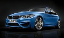 BMW M3 2016: màu mới, đèn hậu mới
