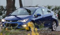 Chevrolet Cruze 2016 phiên bản Mỹ lộ diện hoàn toàn