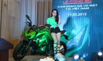 Kawasaki chính thức gia nhập thị trường Việt Nam