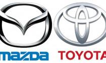 Toyota và Mazda mở rộng quan hệ hợp tác