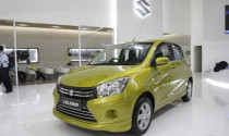 Chưa ra mắt, Suzuki Celerio lộ giá bán tại Indonesia
