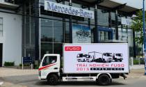 Mercedes-Benz Việt Nam mang xe tải FUSO đi xuyên Việt