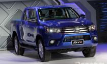 Toyota Hilux 2016 ra mắt tại Thái, giá từ 370 triệu đồng