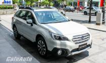 Subaru Outback và Legacy 2015 sắp ra mắt tại Việt Nam