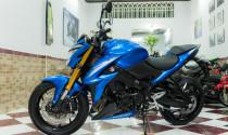 Đập thùng Suzuki GSX-S1000 ABS 2016, naked-bike 1000 phân khối