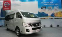 Nissan Việt Nam ra mắt NV350 Urvan