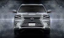 Rò rỉ hình ảnh Lexus LX 2016
